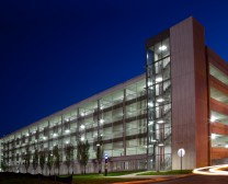 IU Sports Parking Garage